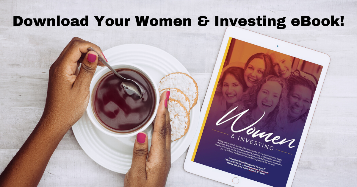 Download Your Women & Investing eBook!